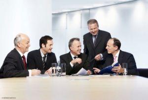 Vorstandsfotografie